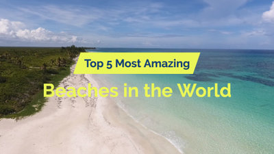 Amazing Beaches