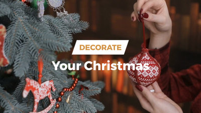 Christmas Decoration Sale