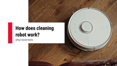Cleaning Robot Explainer