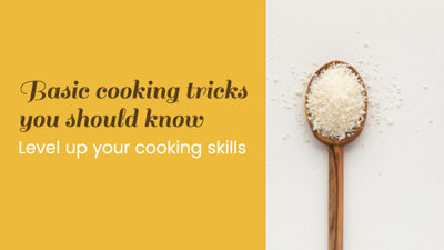 Cooking Tricks