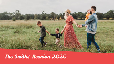 Family Reunion Slideshow