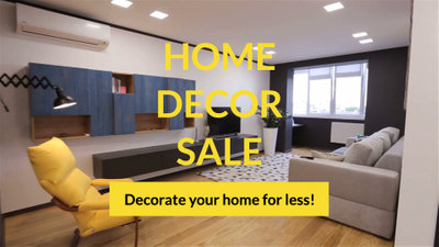 Home Decoration Sale