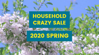 Household Spring Sale