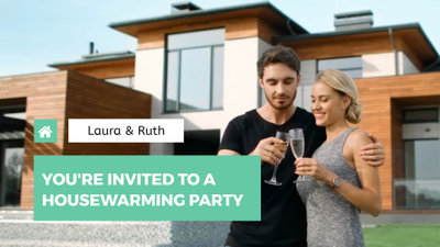 Housewarming Invite