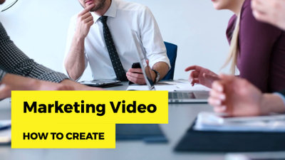Marketing Video Tutorial