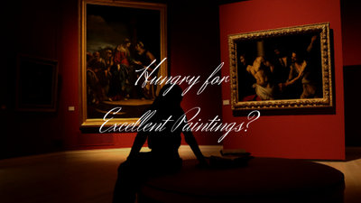 Museum Painting Exhibition