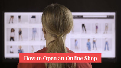 Open Online Shop Guide