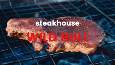 Steakhouse Advertisement