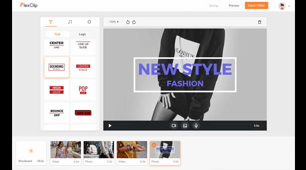 Free Video Merger – Combine Video Clips Online | FlexClip