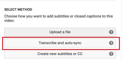 transcription-and-auto-sync