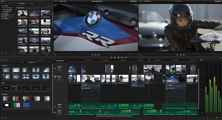 Best Free Online Video Editor for YouTube - iMovie
