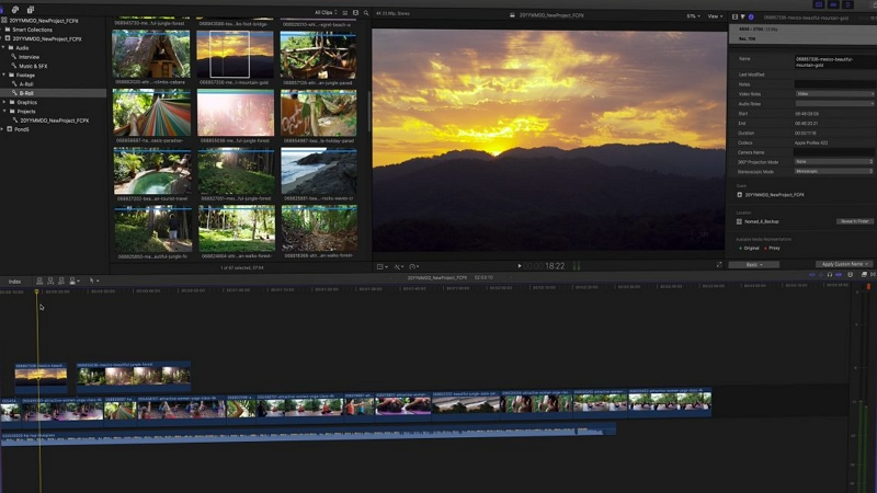 Best Free Video Editor for YouTube - Final Cut Pro