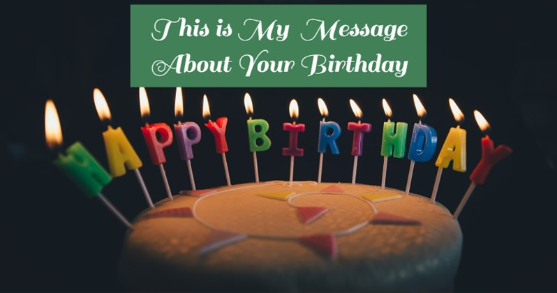best birthday quotes sincere wishes for your loved one flexclip