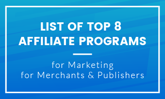 affiliate programs for marketing