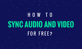 audio delay sync audio and video