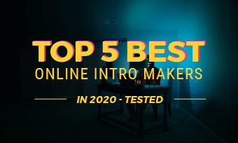 best online intro makers
