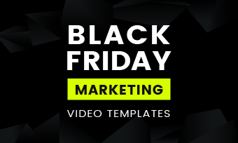 black friday marketing video