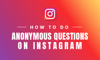 do anonymous questions on instagram