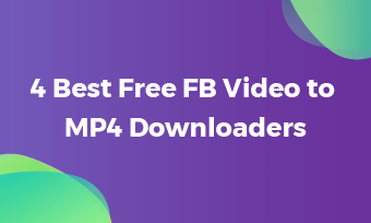 facebook video to mp4 downloaders