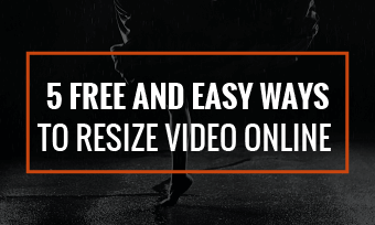 free online video resizer