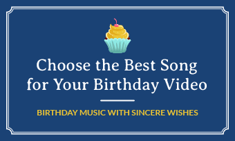 happy birthday video songs