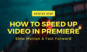 how to speed up video in premiere