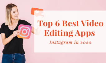 instagram video editing apps