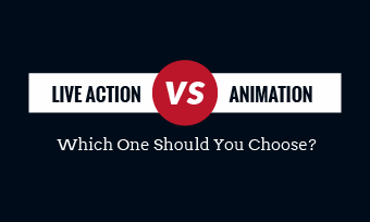 live action vs animation