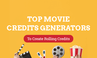 movie credits generator