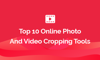 photo and video cropping tool