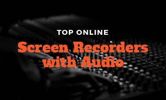 screen recorder with audio