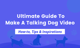 talking dog video