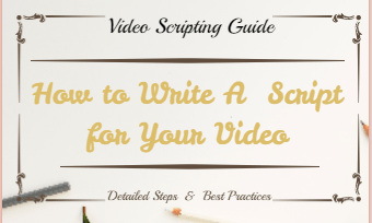 video script writing