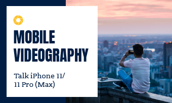 videography talk iphone 11 11pro