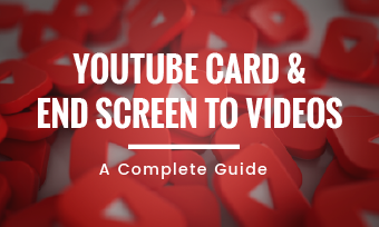 youtube end screen and video card