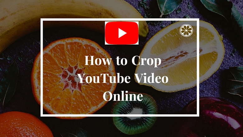 How to Crop YouTube Video Online