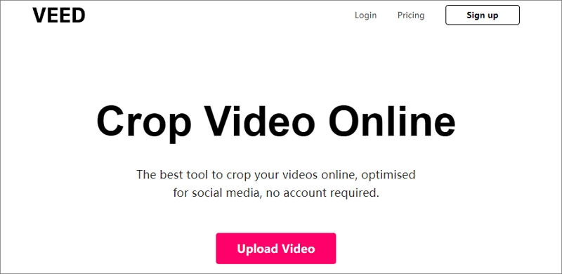 How to Crop YouTube Videos with VEED
