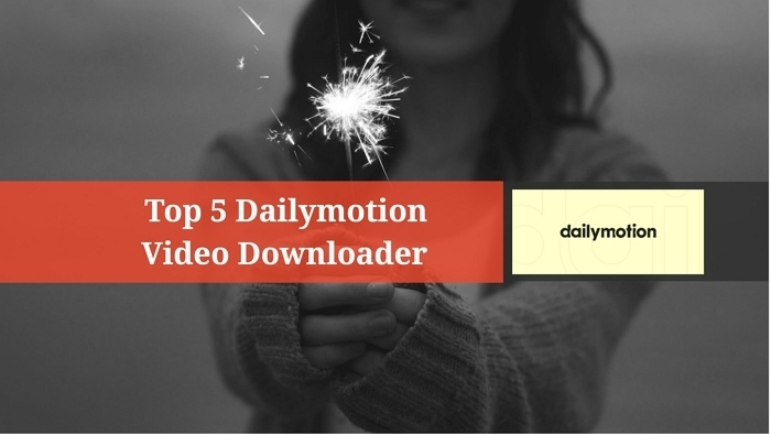 Top 5 Dailymotion Video Downloader