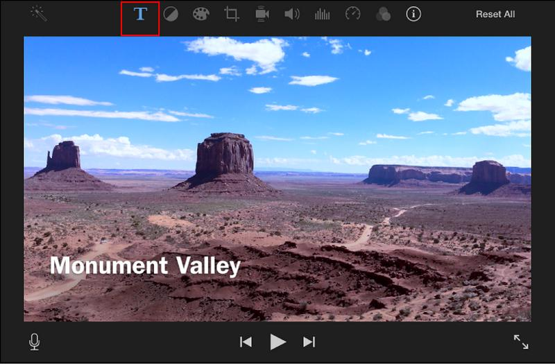 How to Edit Videos on Your Mac with iMovie - Step 5