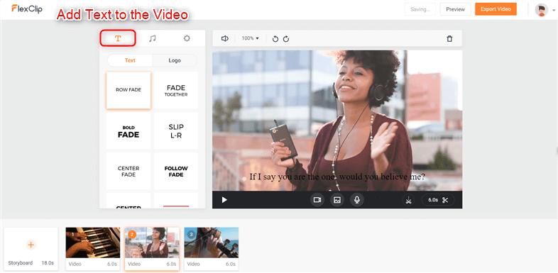 free music video creator