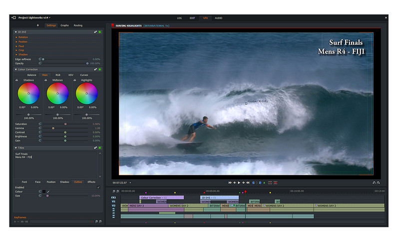 Free Video Editing Software No Watermark - Lightworks