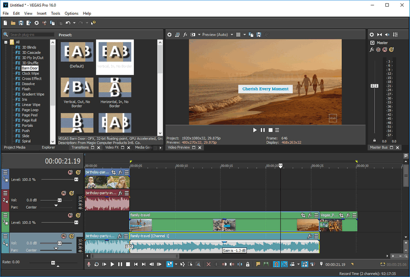 5 Best Free Video Editing Software 2019 Updated