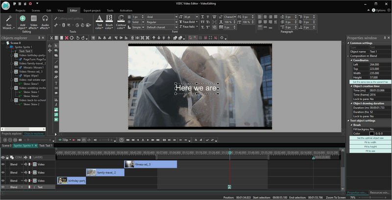 Best cheap or free video editing software