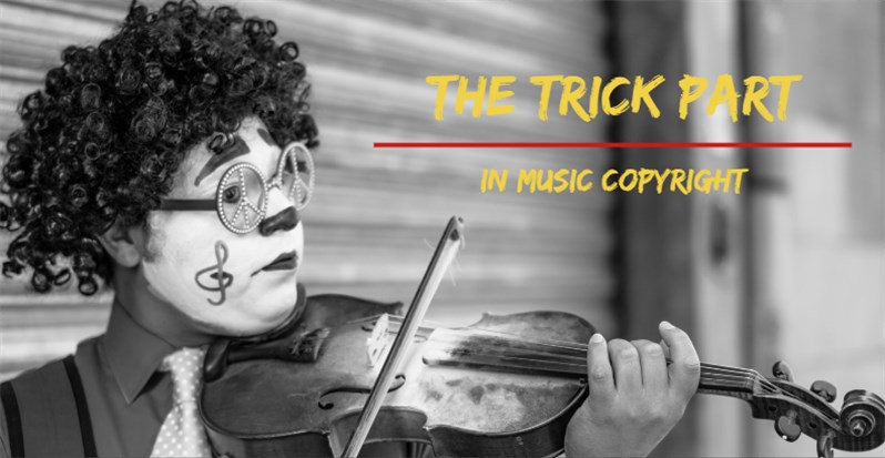 The Trick Part in Music Copyright