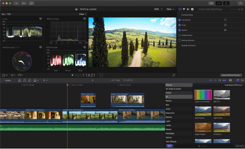 GoPro Video Editor - Final Cut Pro X