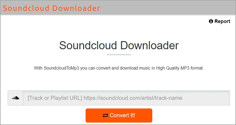 Top SoundCloud Downloader - Scdownloader.io