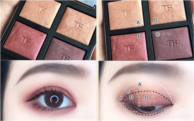 How to Apply An Eye Shadow