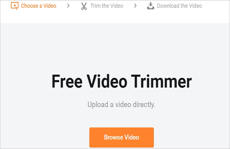 How to Trim A Video Online for Free