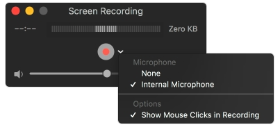 How to Screen Record with Sound on Mac