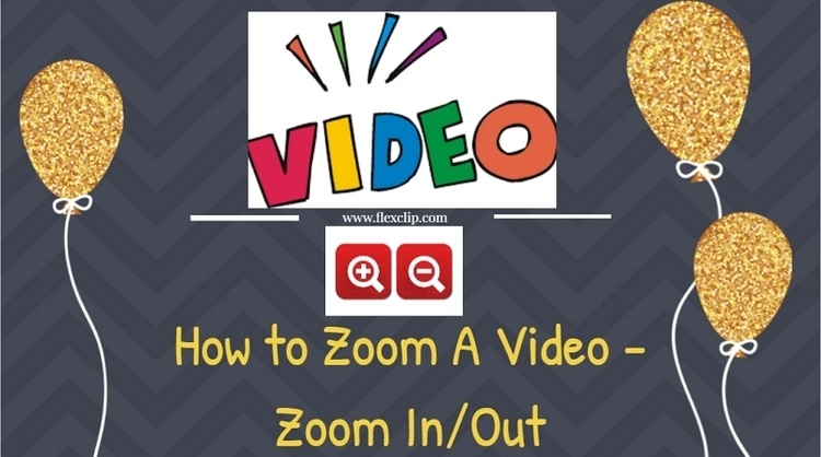 How to Zoom A Video Online